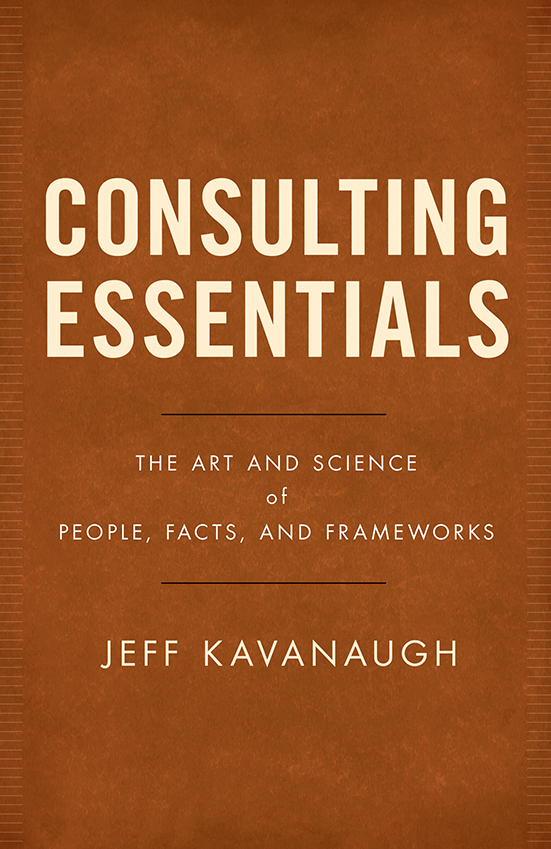 Consultant 2.0 by Jeff Kavanaugh